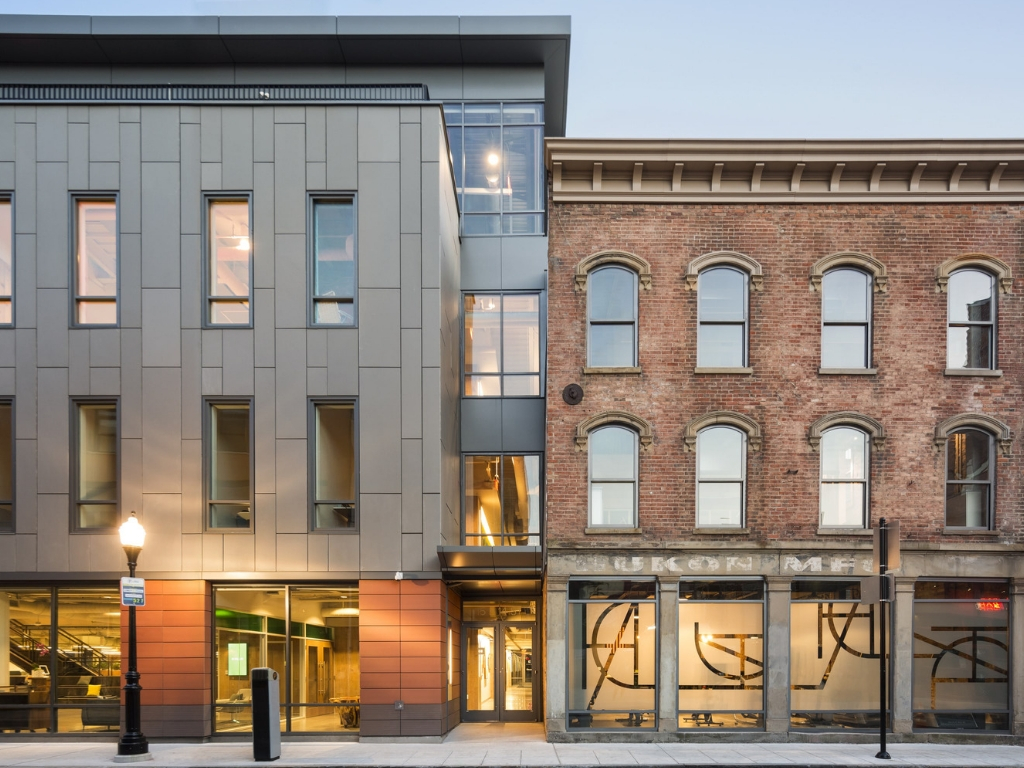 Urban Redevelopment and Adaptive Reuse