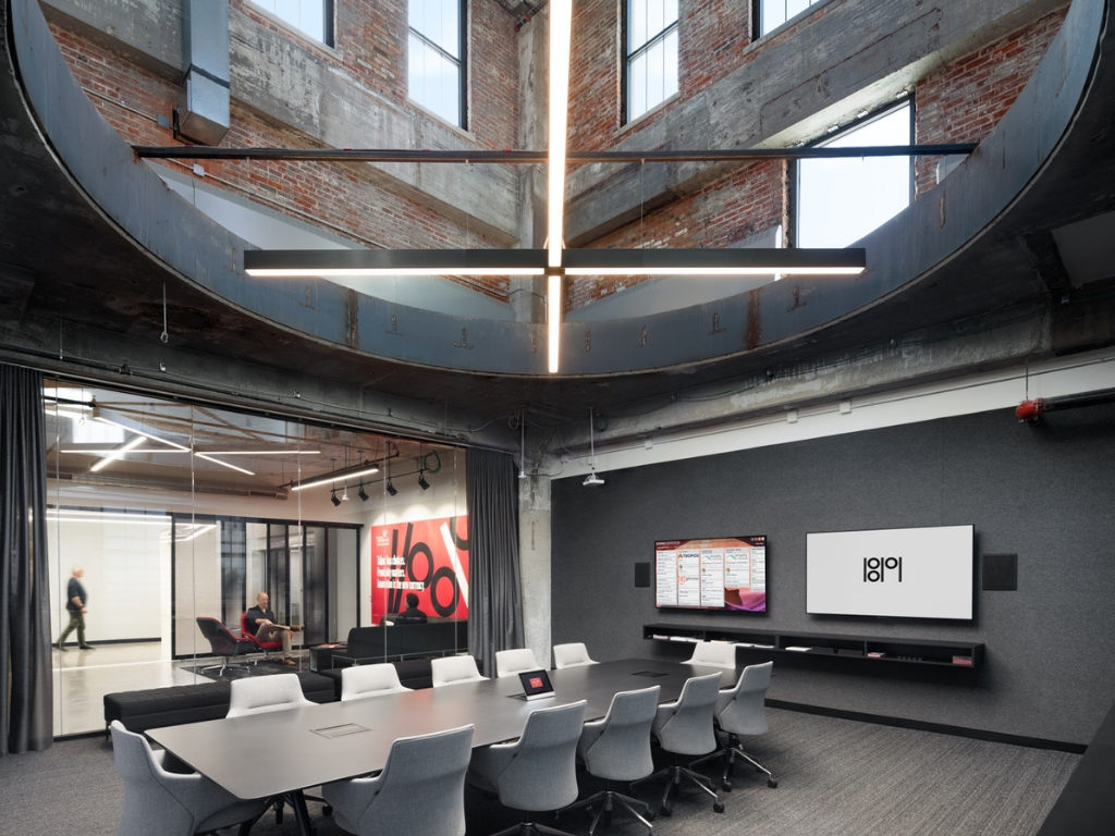 Tower Conference Room of 1819 Innovation Hub