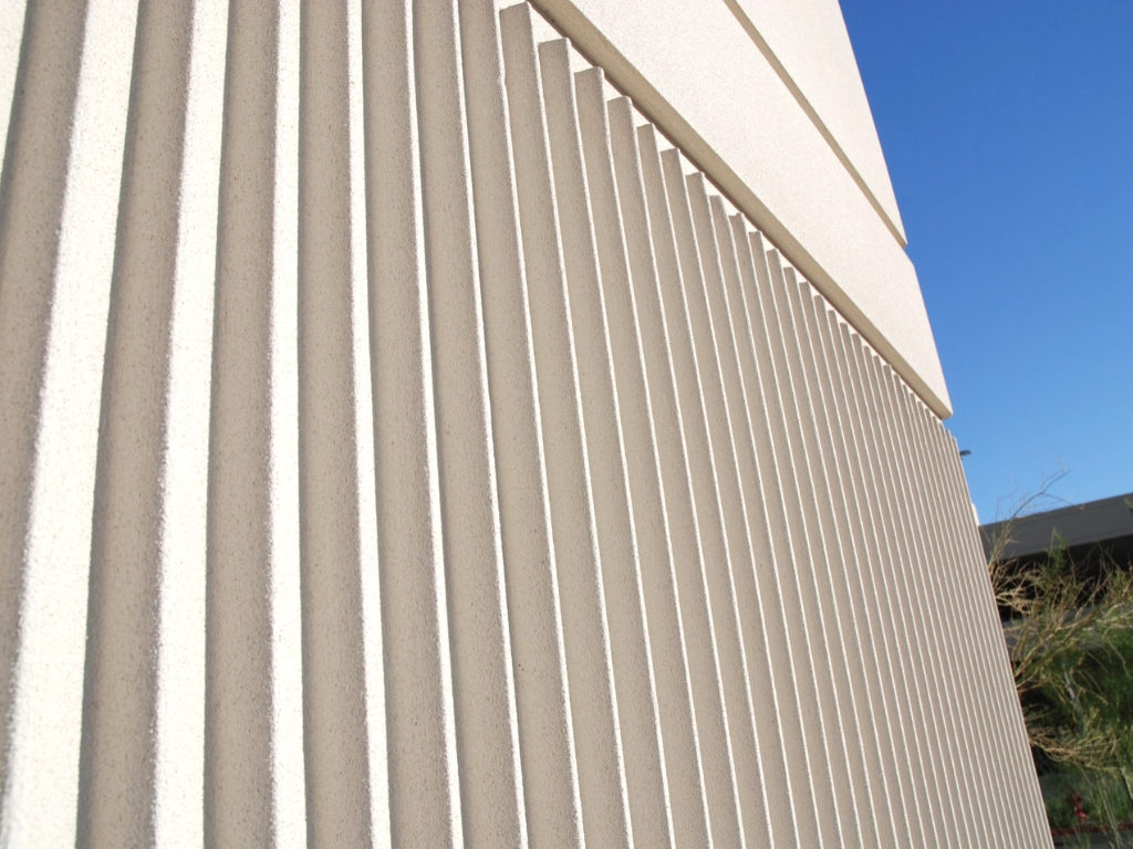 Exterior Detail Macys Prototype Summerlin Nevada