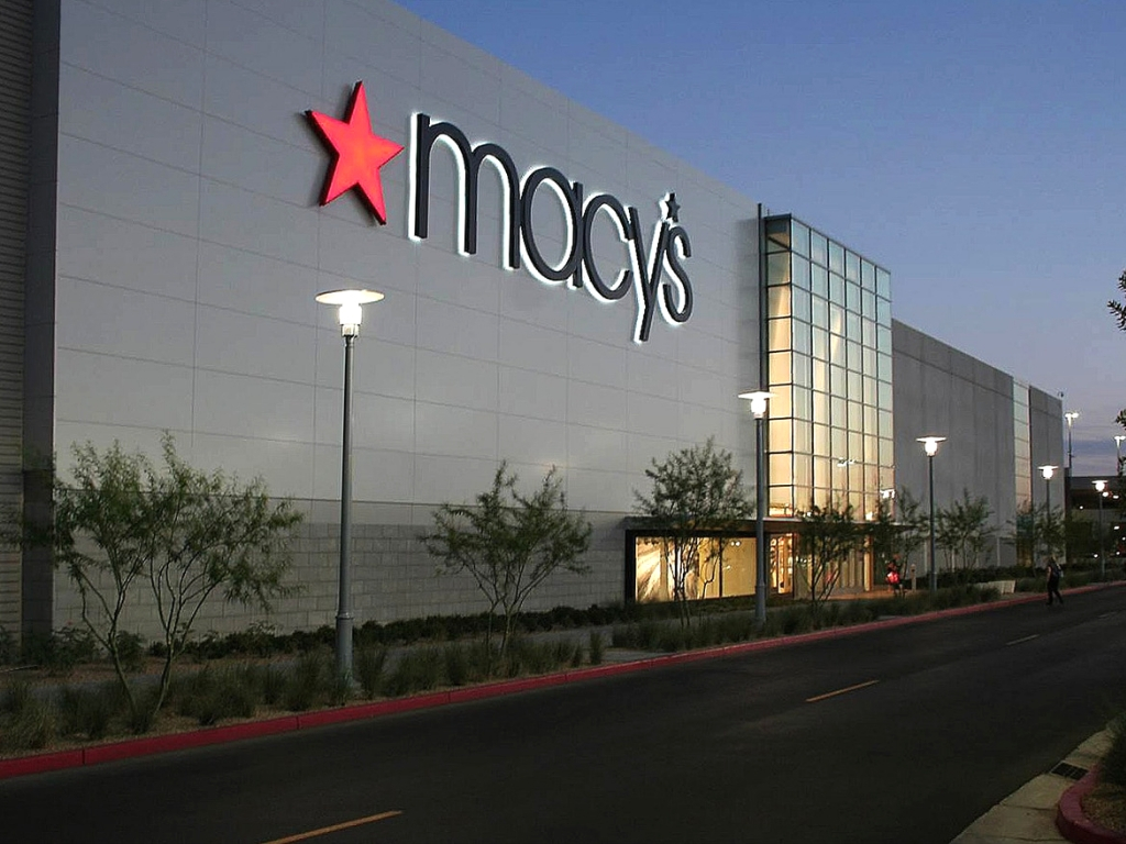 Macy's PFacade of Macys Prototype Summerlin Nevada