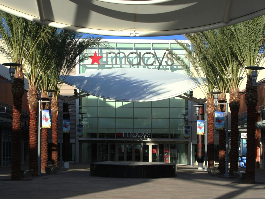 Main Entry Macys Prototype Summerlin Nevada