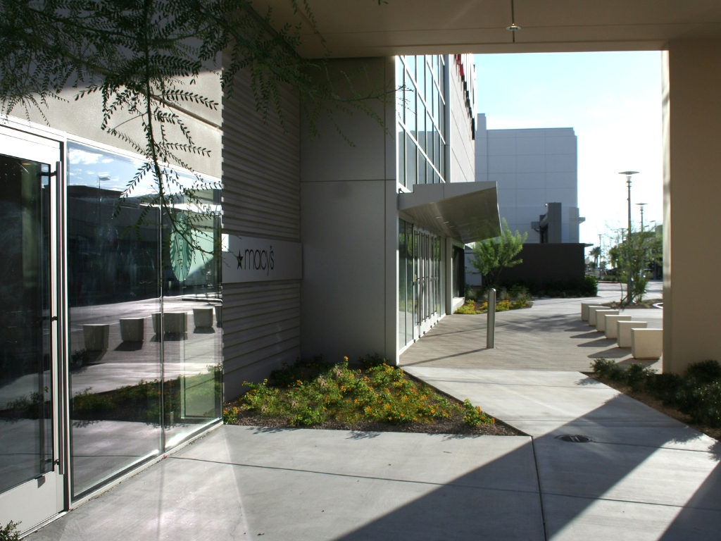 Entry to Macys Prototype Summerlin Nevada
