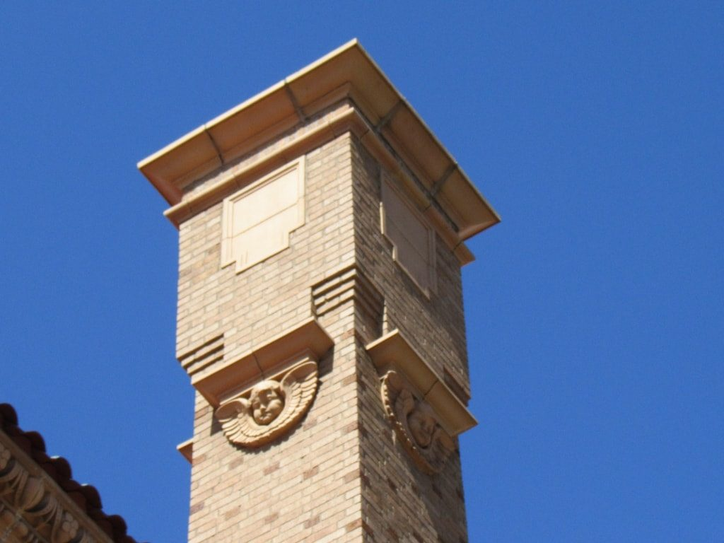 Exterior Detail of Madcap Education Center