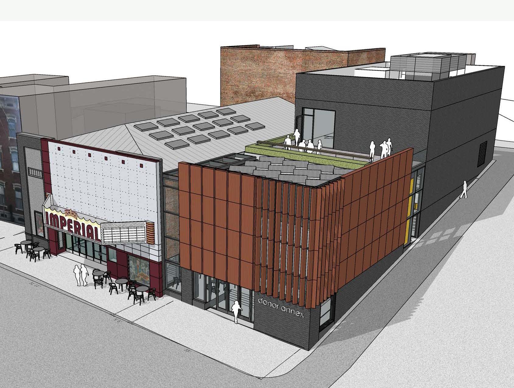 Historic Rehabilitation of Iconic Theatre in Cincinnati Ohio